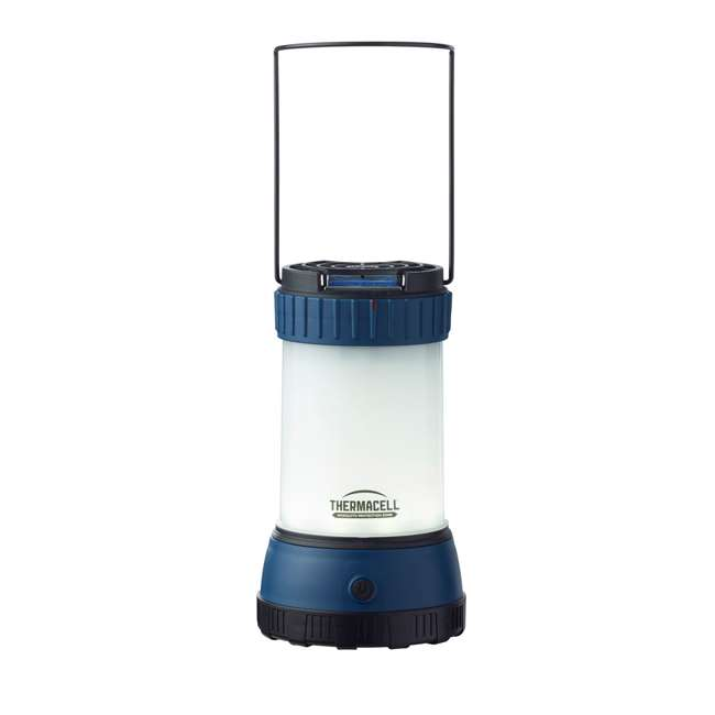 MRCLE Thermacell Mosquito Repellent Lookout Lantern, Blue