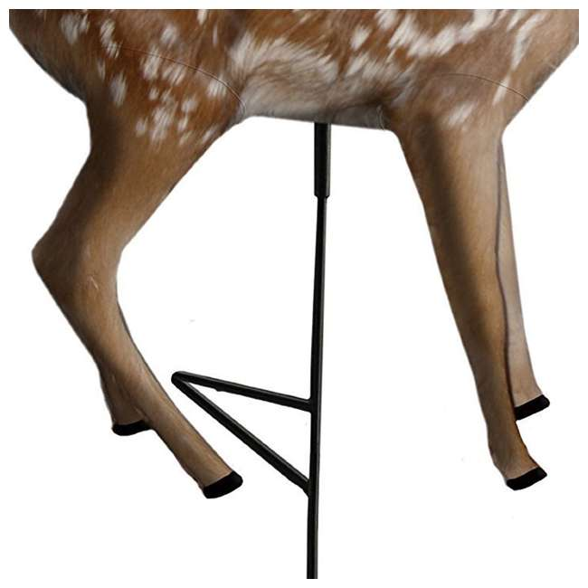 PRM-62703-U-B Primos Hunting Frantic Fawn Standing Motion Whitetail Deer Decoy (Used) 3