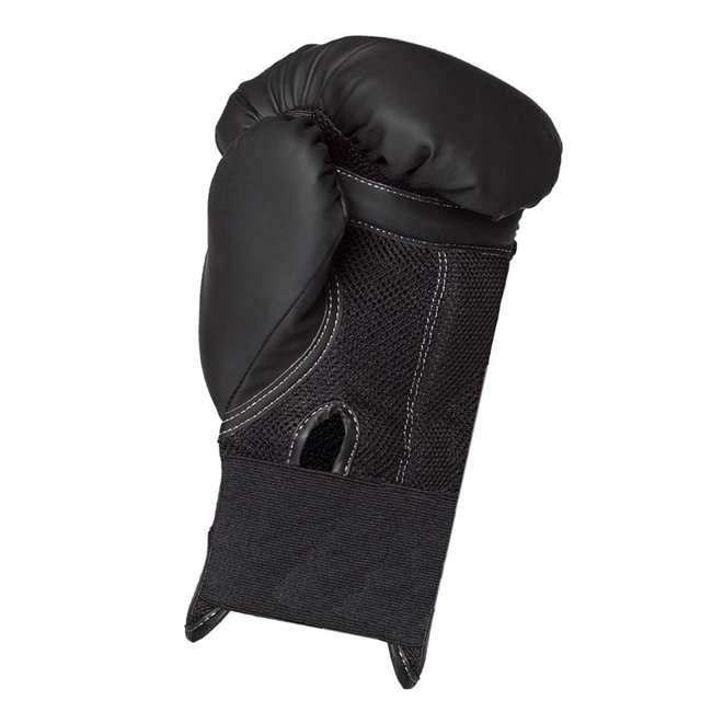 4 x 14434P-010714-BXGGLV14 Century Martial Arts UFC Men's Boxing Gloves, Black - 14 Oz. (4 Pair) 4