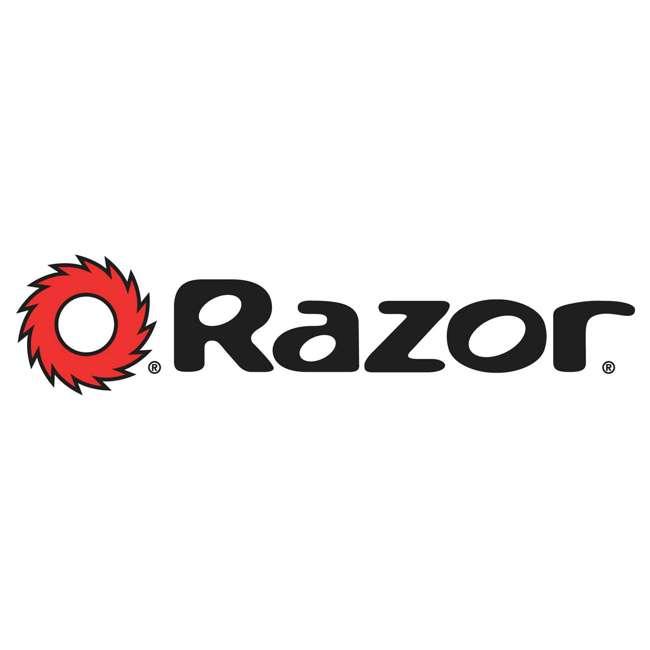96770 Razor Youth Child Multi-Sport Elbow & Knee Pad Safety Set 4