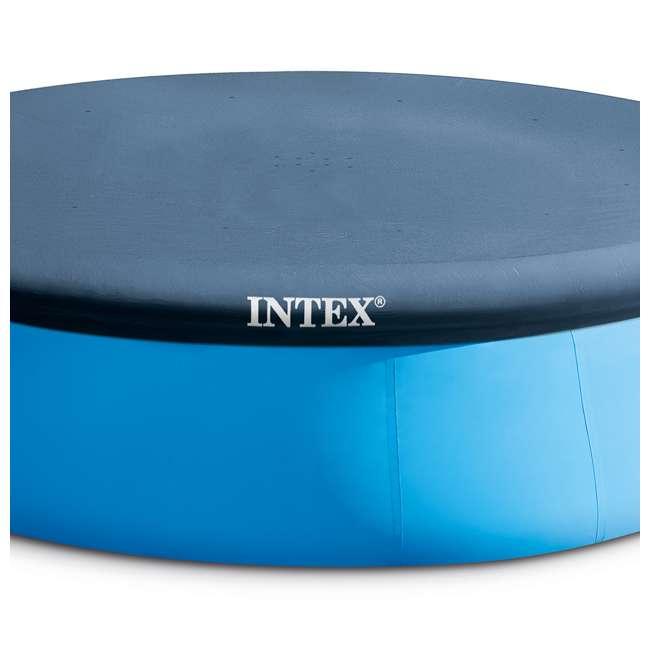 "6 x 28026E Intex 13' x 12"" Easy Set Pool Cover  (6 Pack) 4"