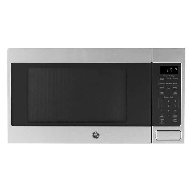 JES1657SMSS-RB GE 1150 Watt Countertop Microwave Oven, Stainless Steel (Certified Refurbished)