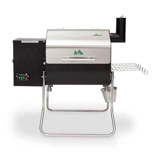 GMG-DCWF-GRILL Green Mountain Davy Crockett Wifi Control Portable Wood Pellet Grill (2 Pack) 1