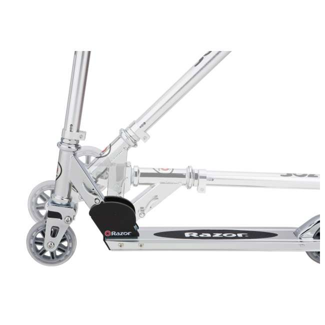 13003A2-CL Razor A2 Kick Scooter (Clear) 3