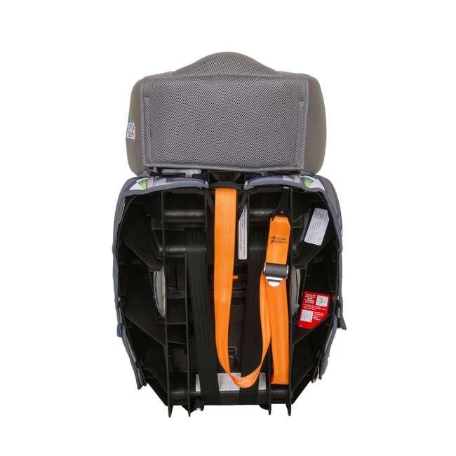 KE-3001BUZ KidsEmbrace Disney Buzz Lightyear Combination Harness Booster Car Seat (2 Pack) 6