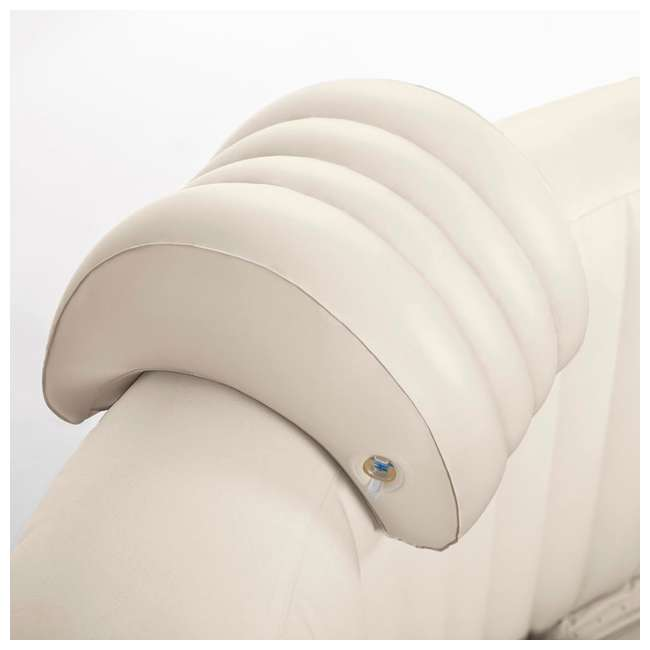 28501E Intex PureSpa Inflatable Headrest Accessory 1