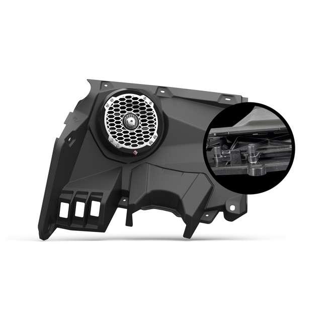 RFX317-FSE Rockford Fosgate RFX317-FSE Maverick X3 Direct Fit Front Speaker Enclosure, Pair
