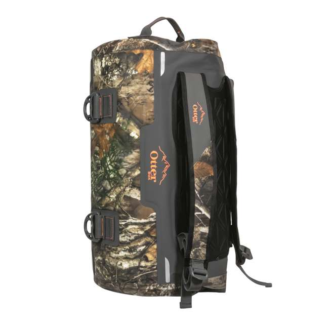 77-57806 Yampa 35 Liter Dry Duffle Waterproof Backpack Bag, Forest Edge Realtree Camo