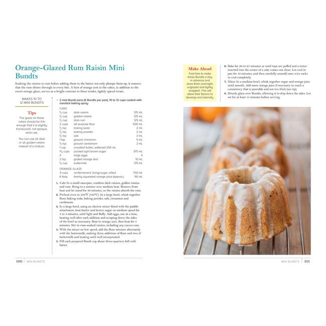 BUNDTS Beautiful Bundts: 100 Recipes for Delicious Cakes and More by Julie Anne Hession 4