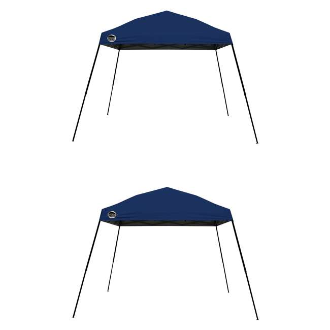 QS-157388DS Quik Shade II 10 x 10-Foot Angled Leg Canopy Tent Shelter (2 Pack)