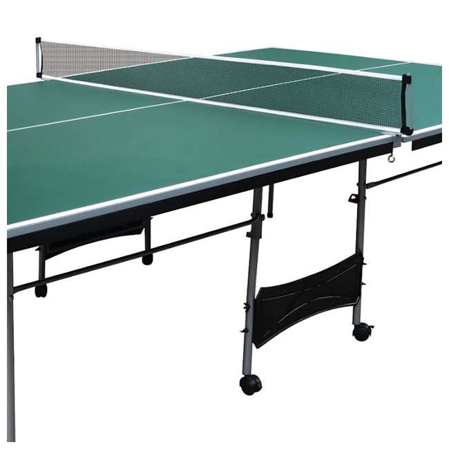 Lancaster official size folding table tennis table - Measurements of a table tennis table ...