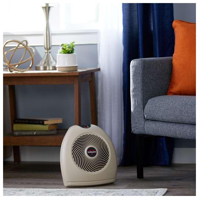 VH2-WHITESTONE Vornado VH2 Whole Room Space Heater 5