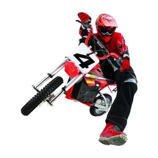 15128190  Razor MX500 Kids Dirt Rocket Electric Bike Motorcycle 1