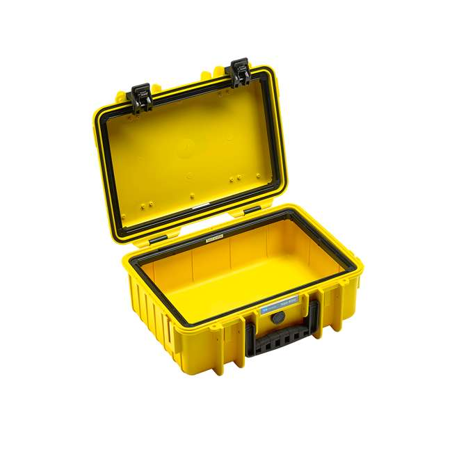 4000/Y/RPD B&W International 4000/Y/RPD Hard Plastic Outdoor Case with Removable RPD Insert 4