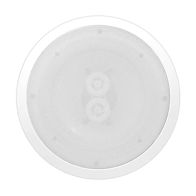 PWRC82 Pyle PWRC82 8-Inch 400W Indoor/Outdoor Waterproof Ceiling Speaker