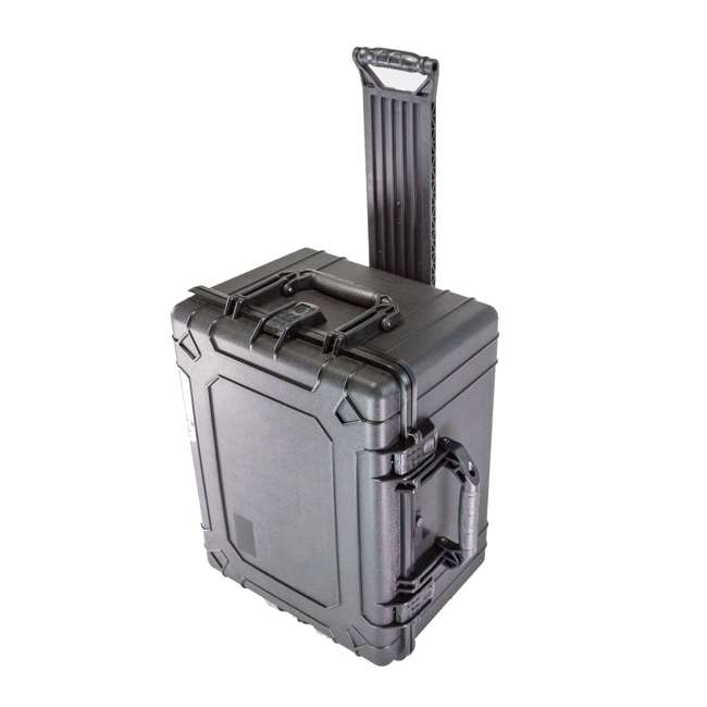 H286BKF9790AC1-U-A Condition 1 Hard Shell Weather & Water Resistant Storage Case, Black (Open Box) 2