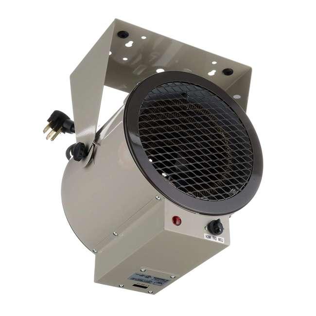 HF684TC TPI Corporation HF684TC 4000W Portable Fan Forced Air Heating Portable Heater 2
