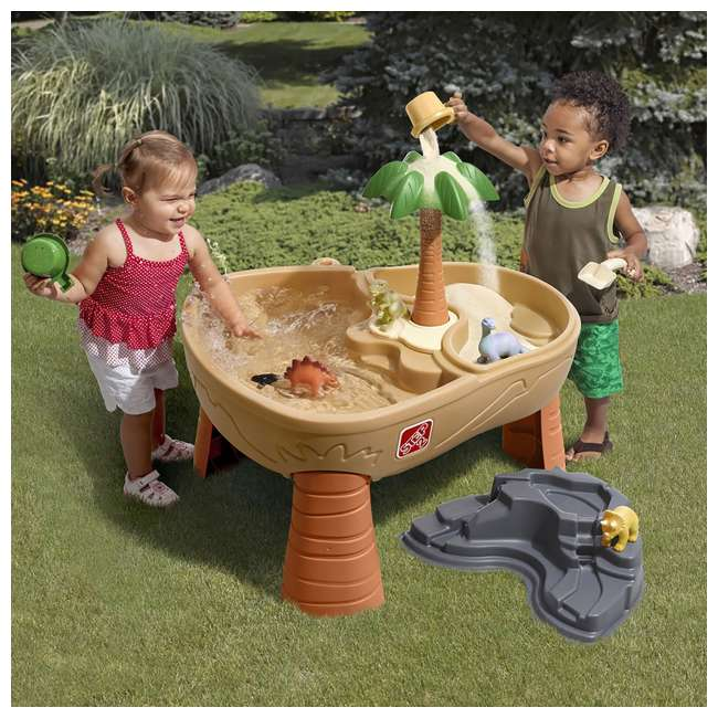 874500 Step2 Dino Dig Sand and Water Play Activity Table  3