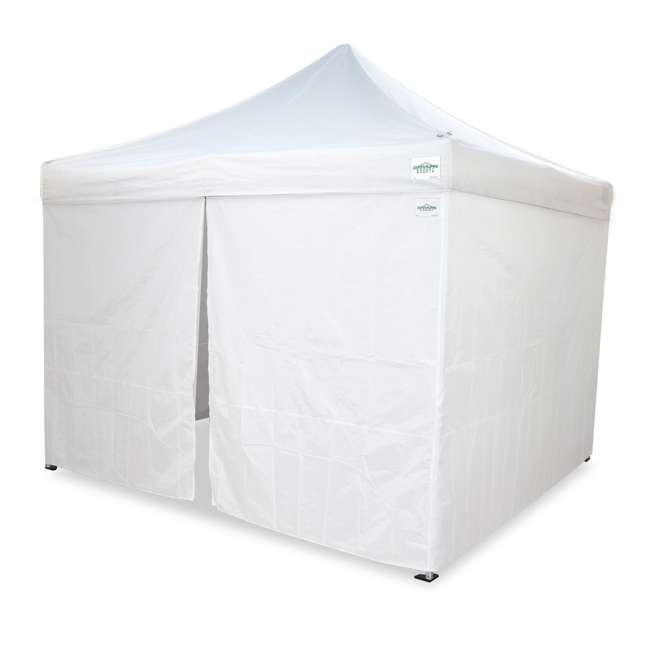 CVAN11208112014-U-A Canopy M-Series 12x12 Tent Sidewalls(Not Including Frame/Roof)(Open Box)(2 Pack) 1