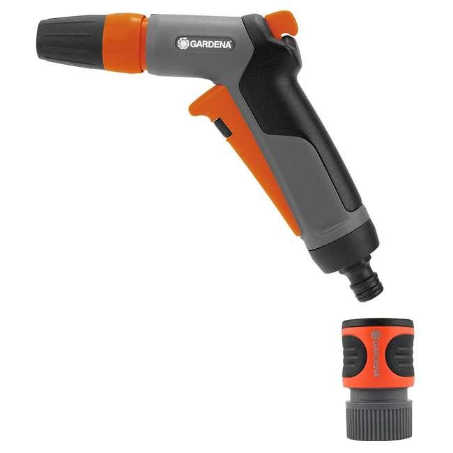 GARD-37100-FP Gardena Frost Proof Adjustable 2-in-1 Hose Nozzle