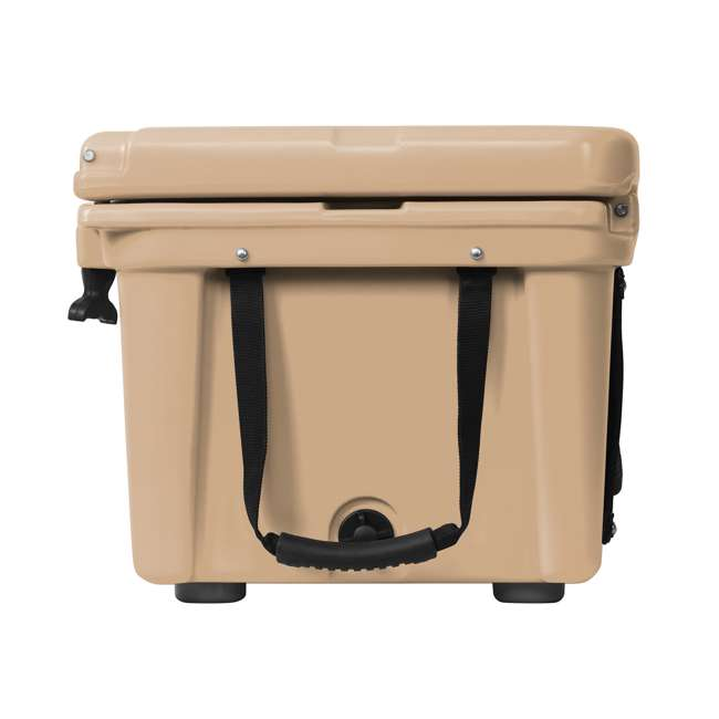 ORCT026 ORCA 26-Quart 6.5-Gallon Ice Cooler, Tan
