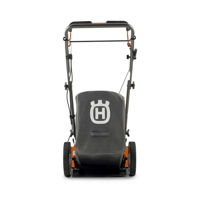 HV-WB-961480061 + HV-TOY-589289601 Husqvarna Front Wheel Drive Self Propelled Gas Lawn Mower + Kids Toy Lawn Mower 7
