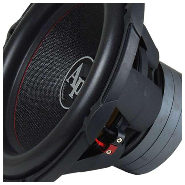 TXXBDC315 Audiopipe TXX-BD3-15 15-Inch 2400W Subwoofer 4