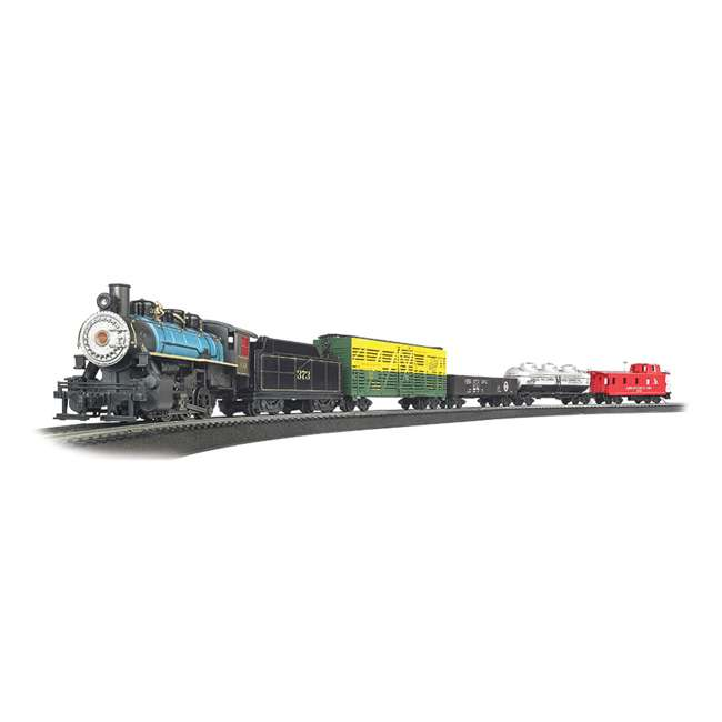 BT-00750-U-C Bachmann Trains Chessie Special 1:87 Ho Scale Electric Model Train (For Parts)
