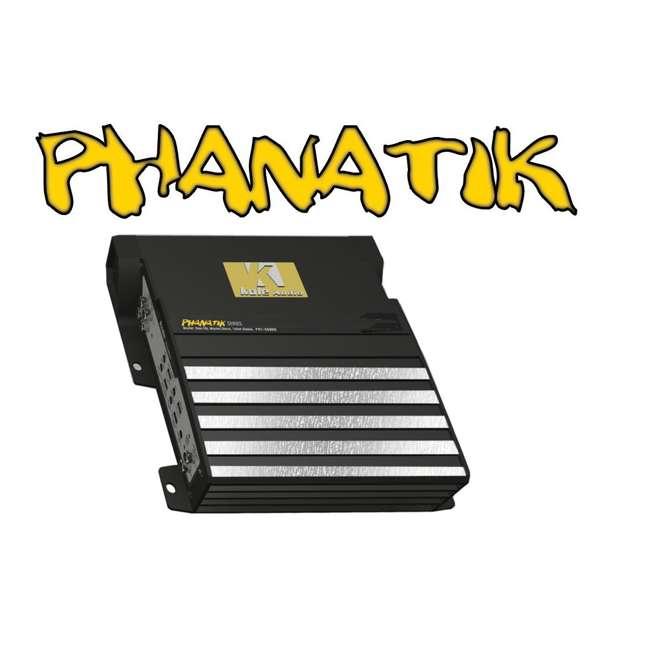 PH21000-Old-1 Kole Audio PH2-1000 1000W 2-Channel Amplifier