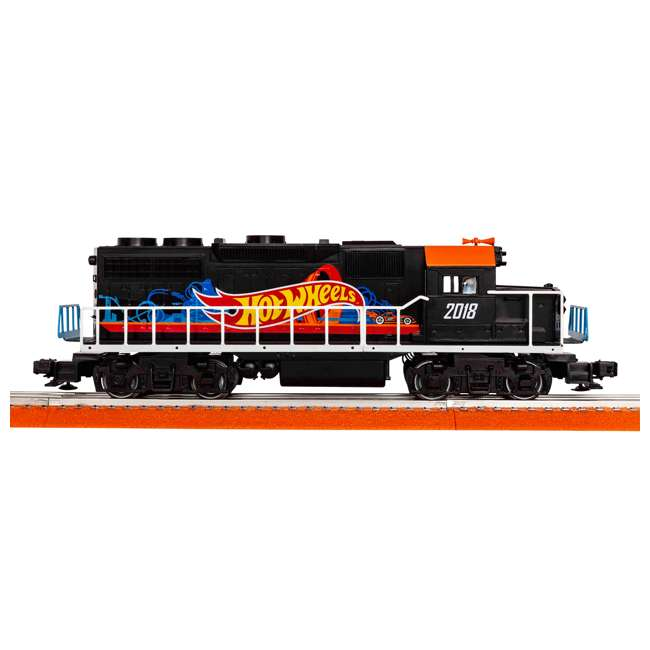 LION-684700 Lionel Trains Hot Wheels LionChief Bluetooth Train 5