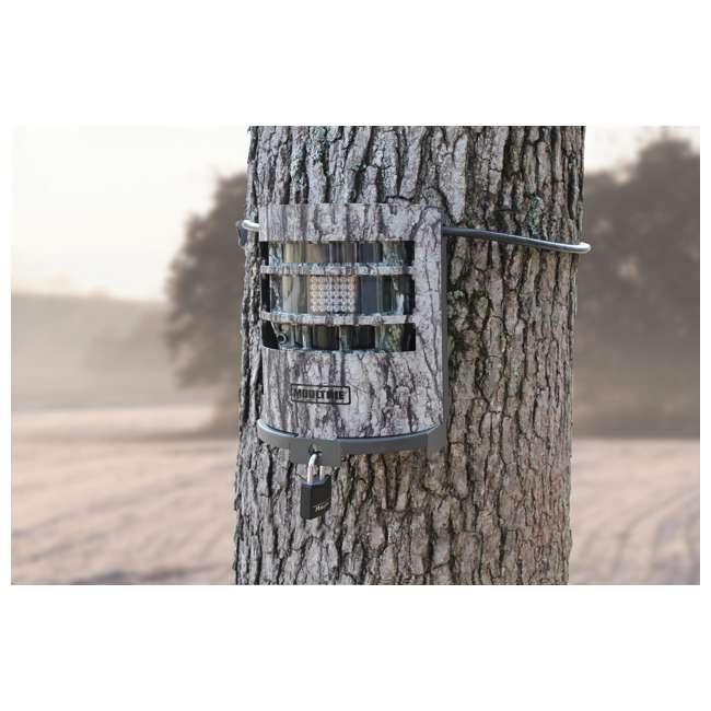 MCA-12665-U-A MOULTRIE MCA-12665 Panoramic Trail Game Camera Security Box (Open Box) 1