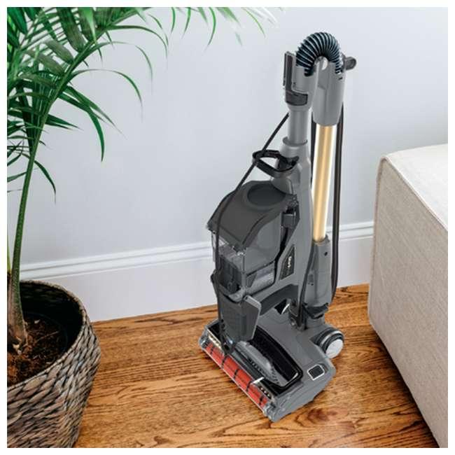 HV390_EGB-RB Shark HV390 DuoClean Ultra-Light Upright Vacuum (Certified Refurbished), Gray 1