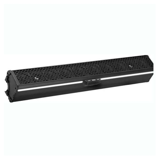 BRRC34 Boss Audio 700-Watt Max Soundbar System  (2 Pack) 3