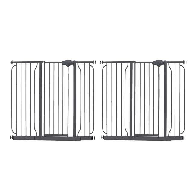 REG-1164EBDS Regalo 51-Inch Easy-Step Extra Wide Walk-Thru Safety Gate (2 Pack)