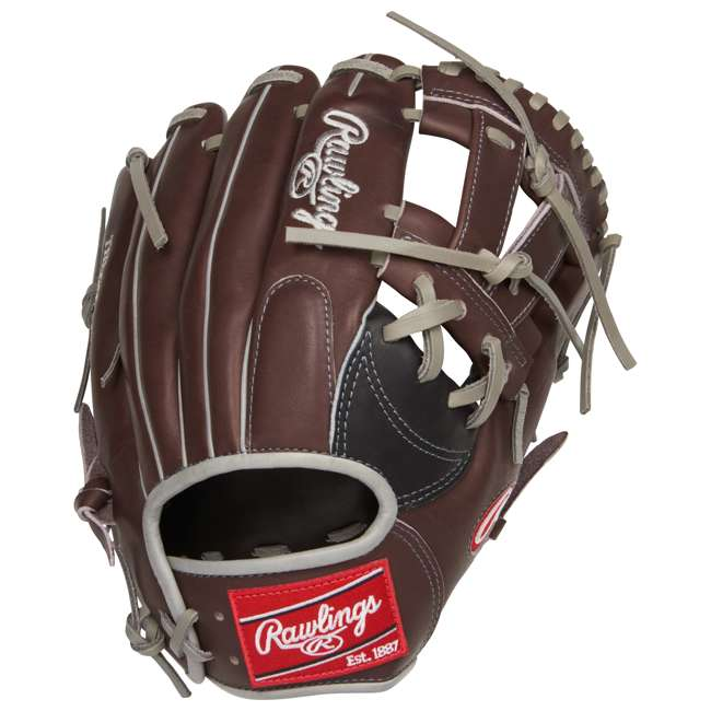 PRONP5-7BCH Rawlings Heart of the Hide 11.75-Inch Infield Adult Baseball Glove 2