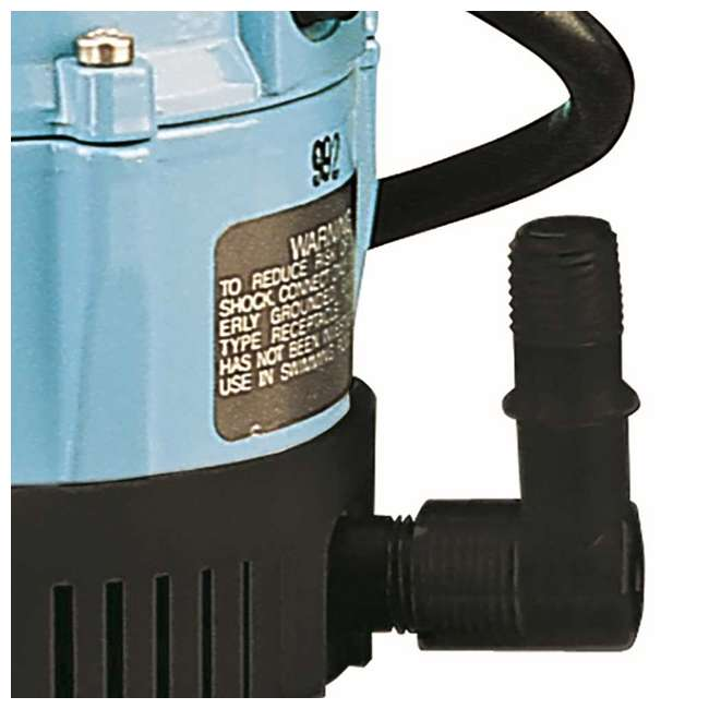 LG-500500 Little Giant 1-AA-18 170 GPH 1/200 HP Direct Drive Pump (Open Box) 1