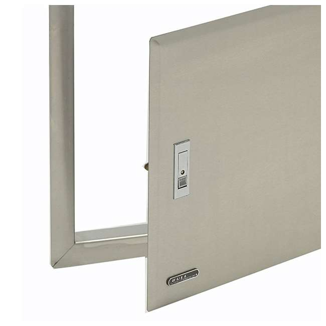 BOP-89970-U-C Bull Outdoor Products Stainless Steel Grill Island Access Door (For Parts) 3