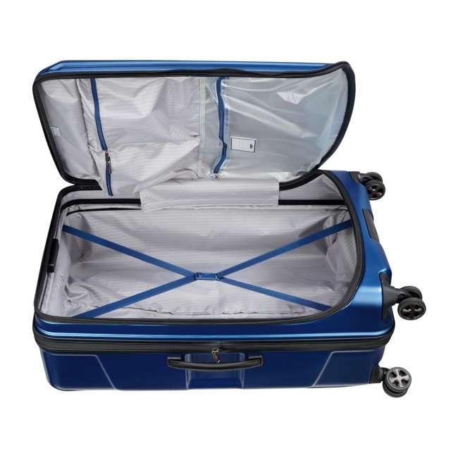 "40207998702 DELSEY Paris Cruise Lite Hardside 2.0 Carry On, 25"", & 29"" Suitcase Luggage Set 5"