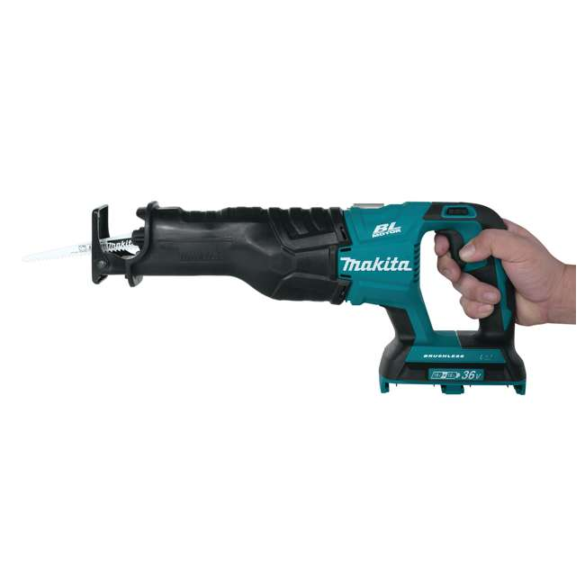 XRJ06Z-U-C Makita 18-Volt SPM Lithium-Ion Cordless 1.25 inch Recipro Saw (For Parts) 1
