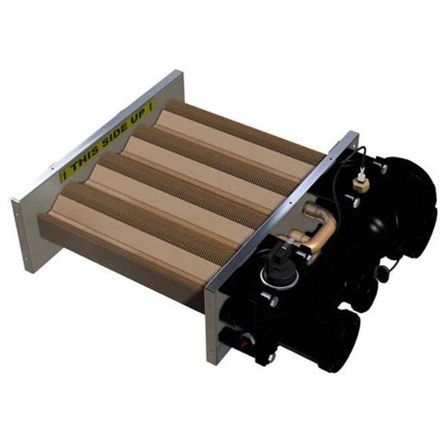 FDXLHXA1200 Hayward FDXLHXA1200 Nickel Heat Exchanger for Universal H Series Pool Heater 1