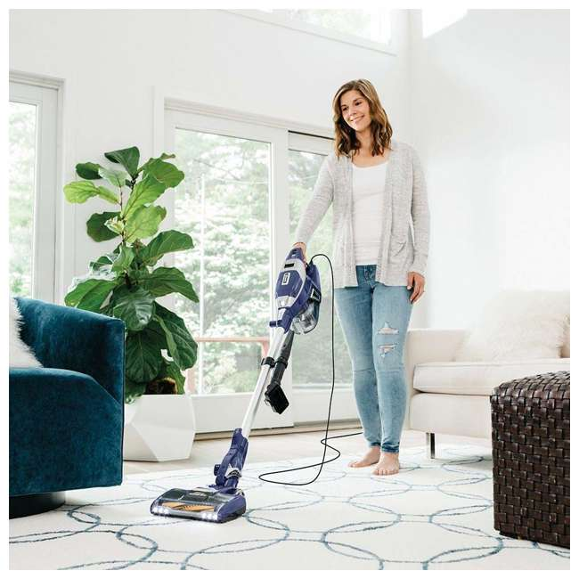 ZS352_EGB-RB Shark ZS352 Powerful Stick/Handheld Vacuum Cleaner, Blue (Certified Refurbished) 2