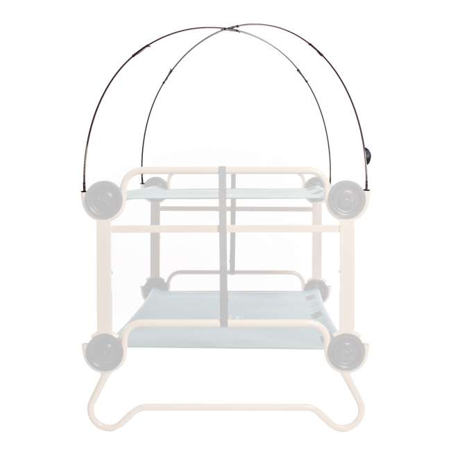 19810 Disc-O-Bed Mosquito Net and Frame (2 Pack) 5