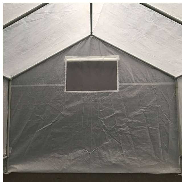 GH1010 King Canopy 10 x 10-Foot Fully Enclosed Greenhouse 5