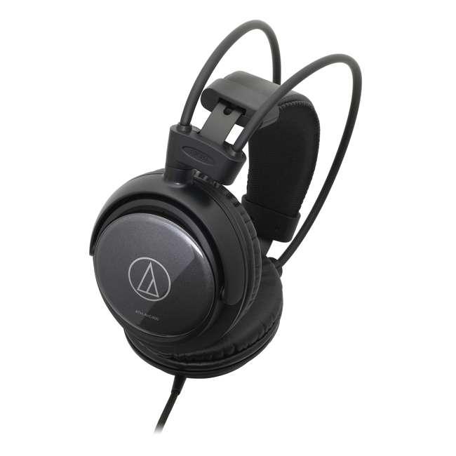 ATH-AVC400-OB Audio-Technica SonicPro ATH-AVC400 Over-Ear Headphones 1