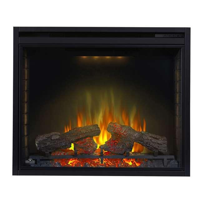 NEFB33H-OB Napoleon Ascent 33 9000 BTU Built-In Electric Fireplace Insert (Open Box) 6