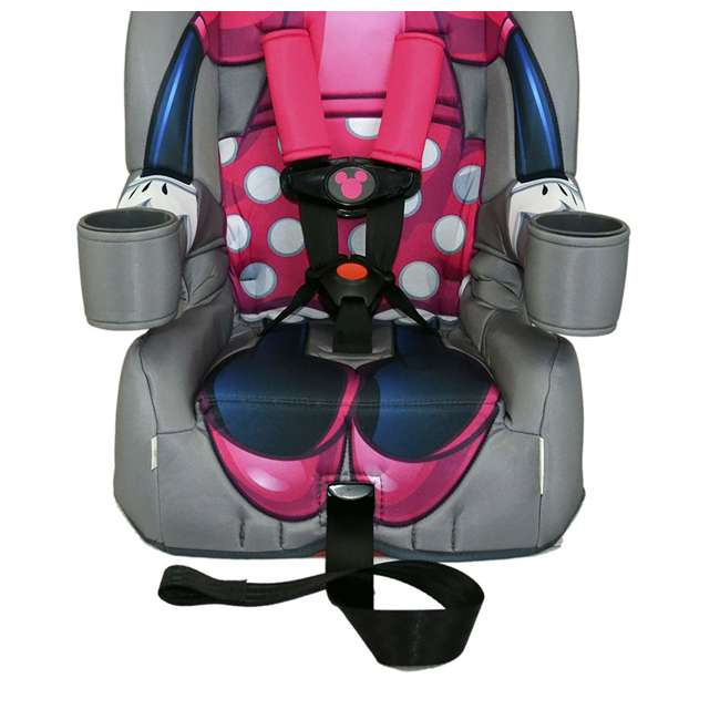 Kids Embrace Disney Minnie Mouse Booster Car Seat