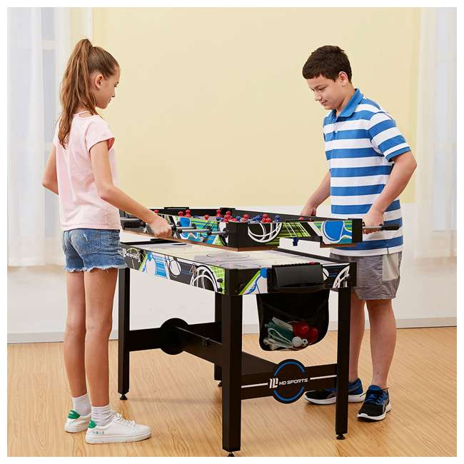 CBF048_048M MD Sports 48-Inch 12-in-1 Combo Game Table 8