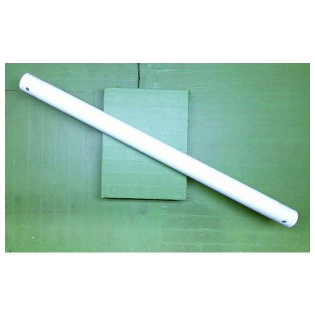 12156-Horizontal-Beam Intex 12156, Horizontal Beam for Metal Frame Pools (New Without Box) (2 Pack) 1