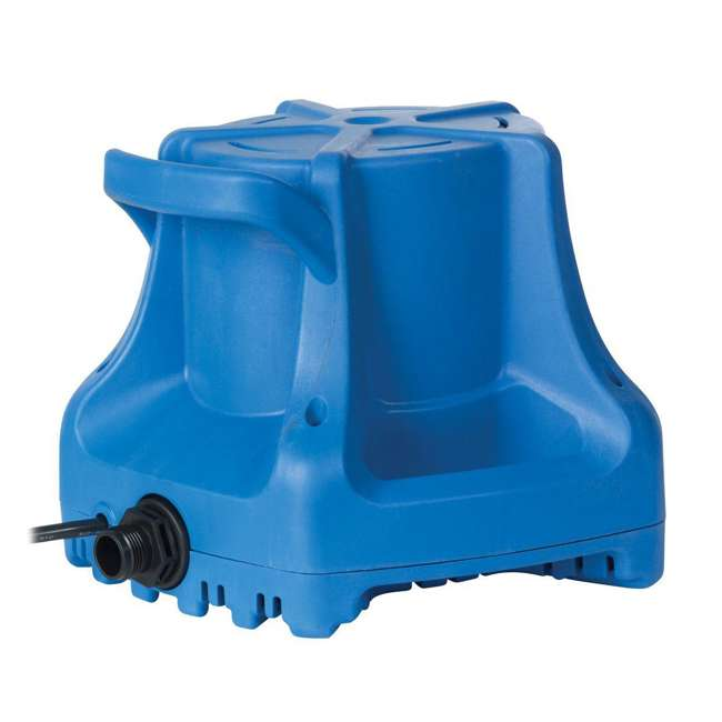 5 x LG-577301 Little Giant Automatic 1700 GPH Swimming Pool Winter Cover Water Pump (5 Pack) 1