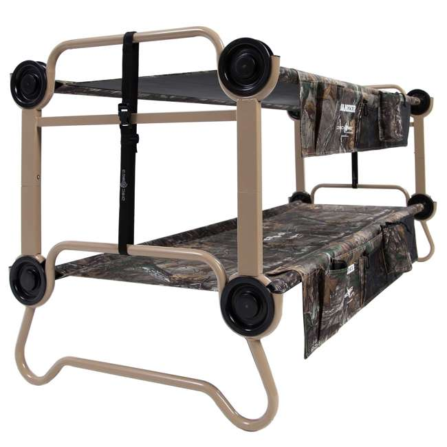 Disc O Bed Large Realtree Cam O Bunk Cot Mosquito Net And Frame